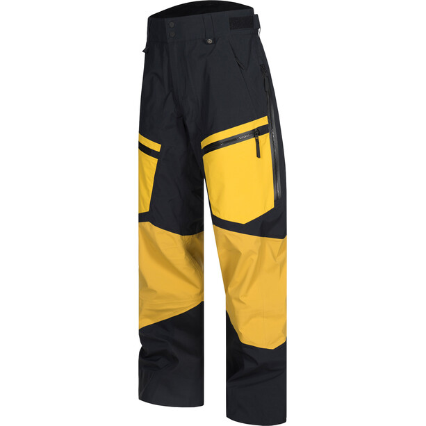 Peak Performance Gravity Pants Herr Yellow Flow