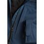 Peak Performance Maroon Long Jacket Herr Decent Blue