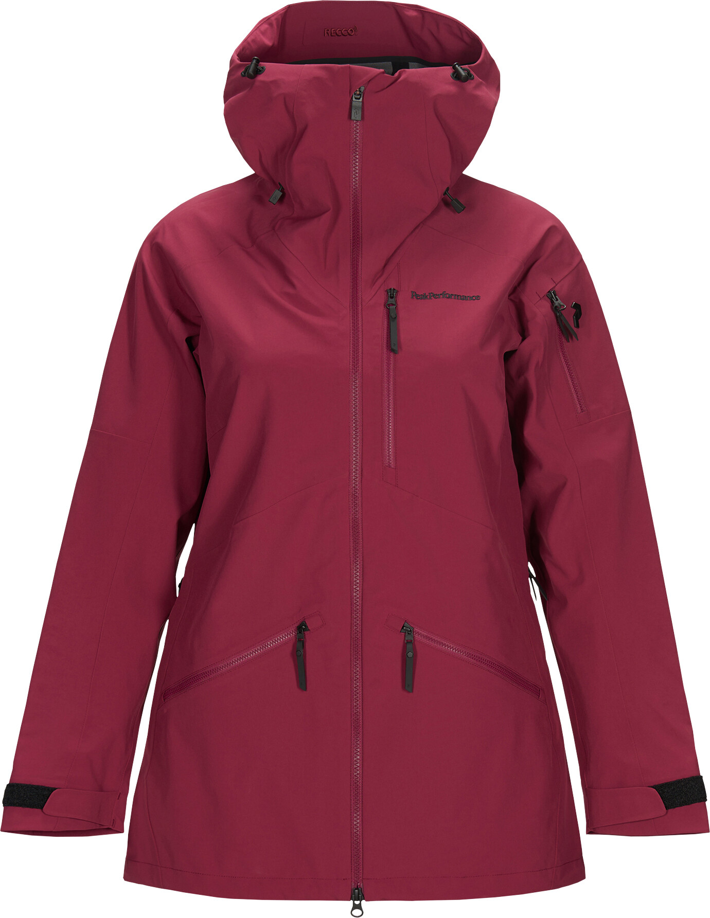 Peak Performance Radical Jacket Dam Rhodes