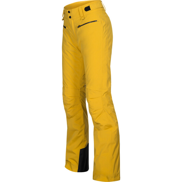 Peak Performance Scoot Pants Dam Yellow Flow