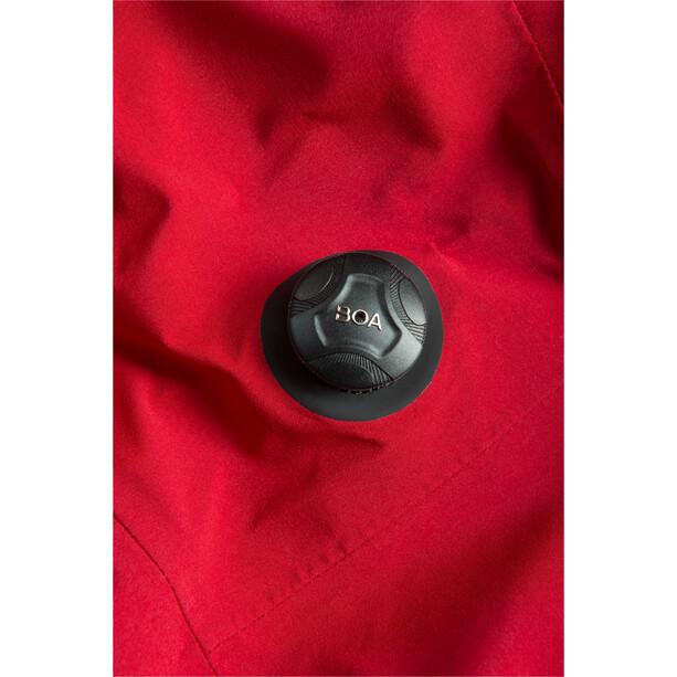 Peak Performance Vertical Jacket Herr Dark Chilli