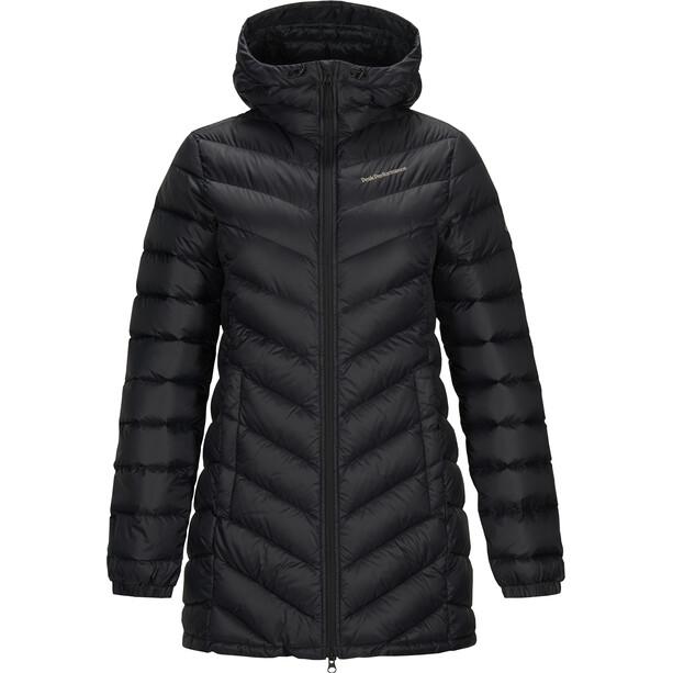 Peak Performance Frost Daunenparka Damen black