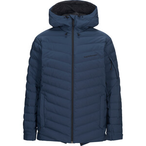 Peak Performance Frost Ski Jacket Men decent blue decent blue