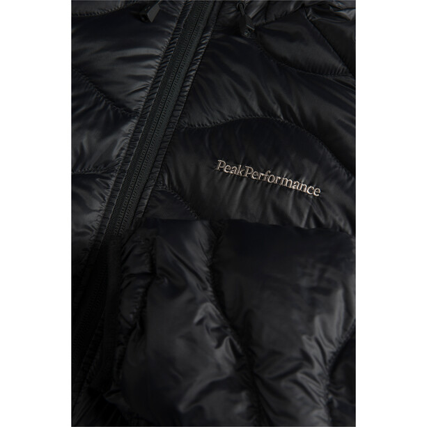 Peak Performance Helium Kapuzenjacke Damen black