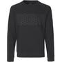 GripGrab Icon Langarm Sweatshirt black