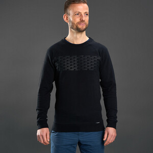 GripGrab Icon Sweatshirt, black black