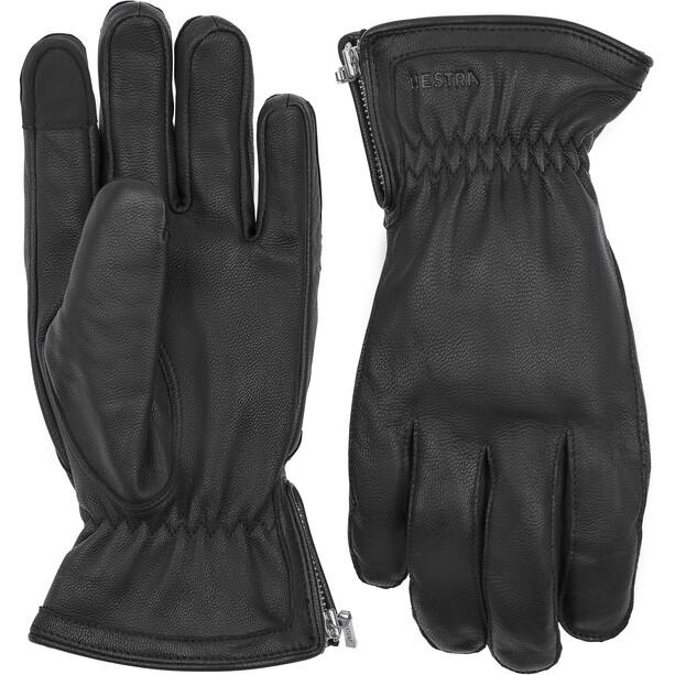 Hestra Alva Handschuhe Damen black