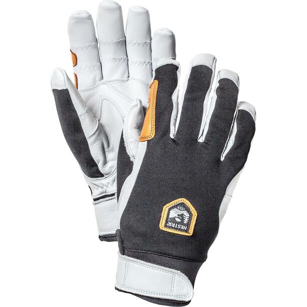 Hestra Ergo Grip Active Handschuhe black/off-white