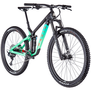 "Marin Rift Zone Carbon 1 29"", gloss carbon/teal/red gloss carbon/teal/red"