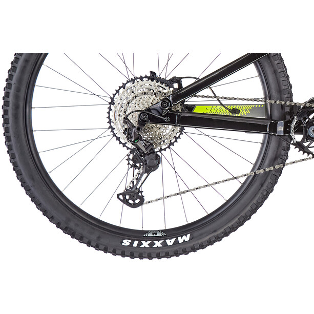 "Marin Rift Zone Carbon 2 29"" gloss carbon/dark charcoal/hi-vis yellow"