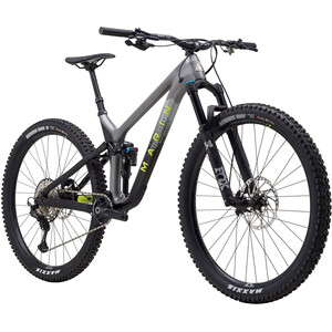 "Marin Rift Zone Carbon 2 29"" gloss carbon/dark charcoal/hi-vis yellow gloss carbon/dark charcoal/hi-vis yellow"