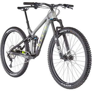 "Marin Rift Zone Carbon 2 29"", gloss carbon/dark charcoal/hi-vis yellow gloss carbon/dark charcoal/hi-vis yellow"