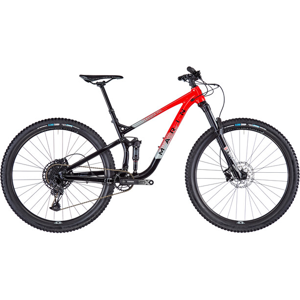 "Marin Rift Zone 2 29"" gloss red/charcoal/black"