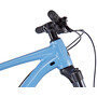 "Marin Nail Trail 6 29"" gloss black/bright blue/cyan/black"