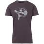 La Sportiva Helmet T-Shirt Herr carbon