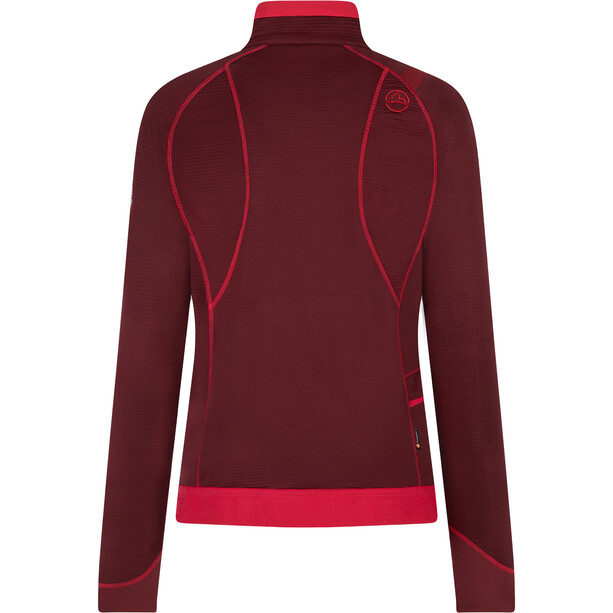 La Sportiva Sharki Jacket Dam wine