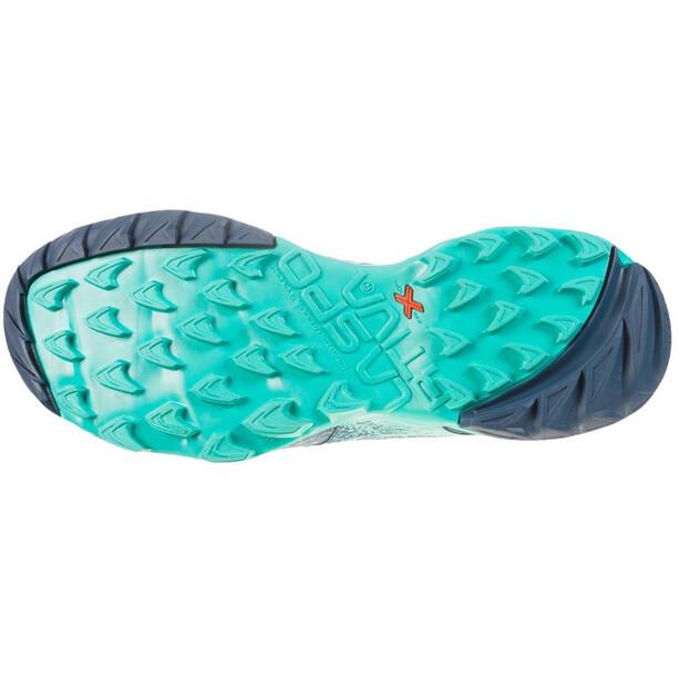 La Sportiva Akasha Shoes Dam blå/turkos