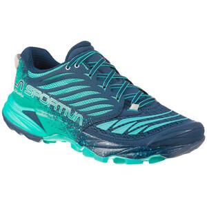 La Sportiva Akasha Shoes Dam Opal/Aqua Opal/Aqua