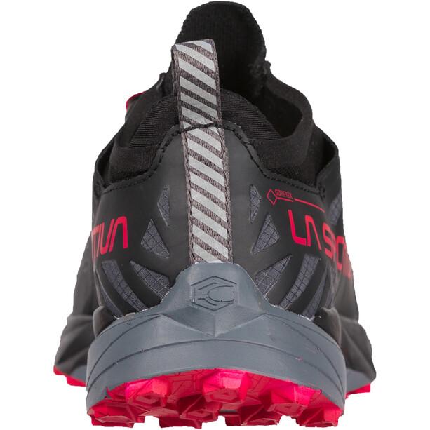La Sportiva Kaptiva GTX Trail Running Shoes Dam black/orchid