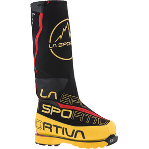La Sportiva Olympus Mons Cube Shoes gul/svart gul/svart