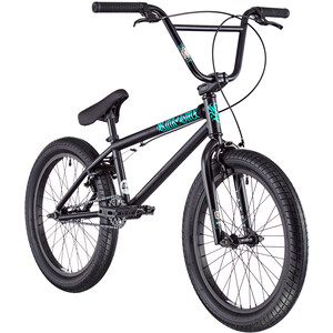 "Kink BMX Curb 20"" matte guinness black matte guinness black"