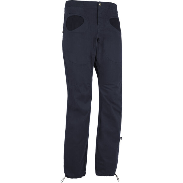 E9 Rondo Slim Pants Herr Blue Navy