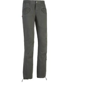 E9 Onda Slim Pants Dam grå grå