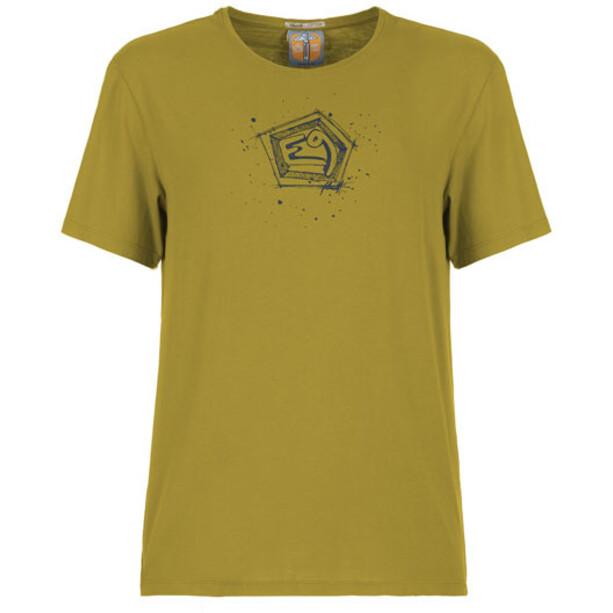 E9 Bug T-Shirt Herr Olive
