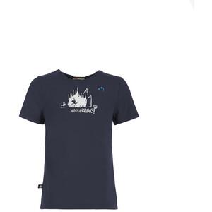 E9 Monster T-Shirt Barn Blue Navy Blue Navy