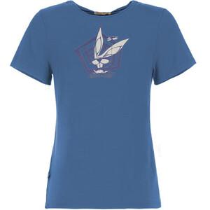 E9 Rabbit T-Shirt Barn Cobalt Blue Cobalt Blue