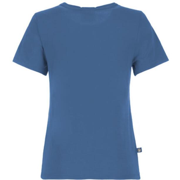 E9 Rabbit T-Shirt Barn Cobalt Blue