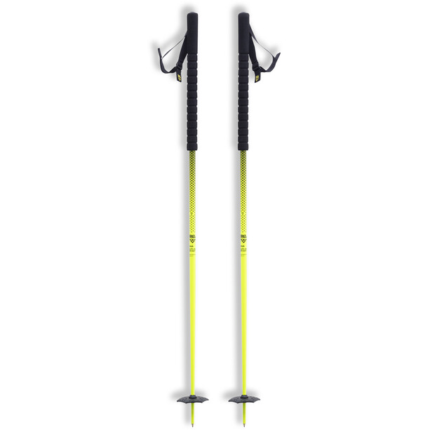 black crows Oxus Touring Ski Poles Yellow