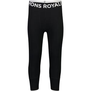 Mons Royale Shaun-Off 3/4 Leggings Herr svart/vit svart/vit