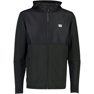 Mons Royale Decade Tech Mid Hoody Herr Black Black
