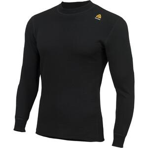 Aclima HotWool 230G/M2 Rundhalsshirt schwarz schwarz