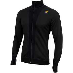 Aclima HotWool 230G/M2 Light Jacket Jet Black Jet Black