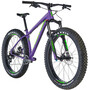 matt kona purple/lime green/black