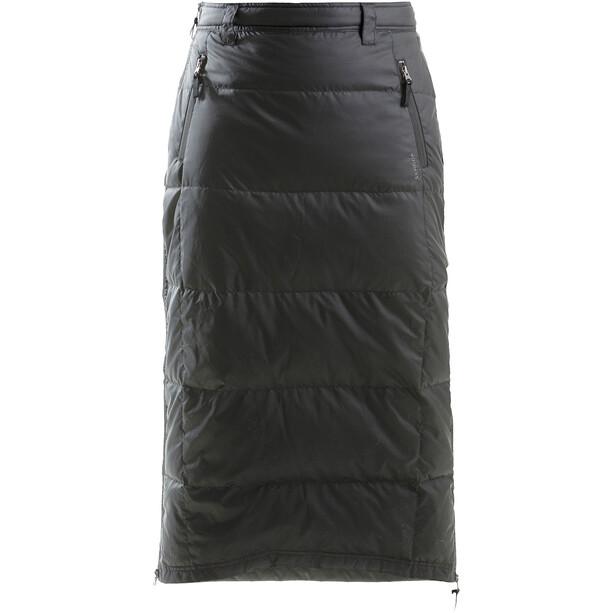 SKHoop Alaska Long Down Skirt Dam Black