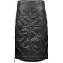 SKHoop Mary Mid Down Skirt Dam Black