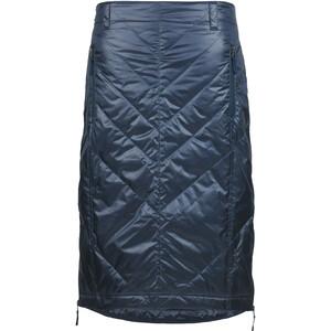 SKHoop Mary Mid Down Skirt Dam blå blå