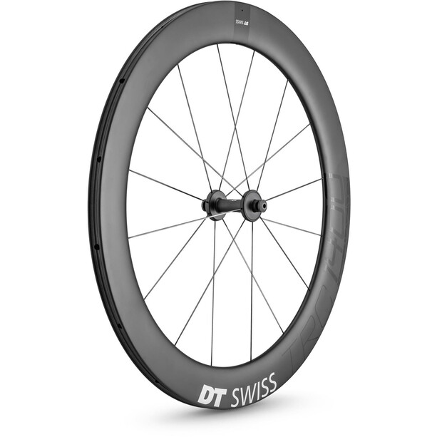 DT Swiss TRC 1400 Dicut 65 Vorderrad Tubular Carbon 100mm Bolt-On