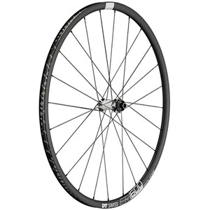 "DT Swiss ER 1600 Spline 23 Vorderrad 29"" Disc CL 100/12mm Steckachse black black"