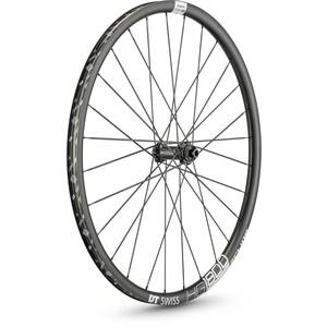 "DT Swiss HG 1800 Spline 25 Front Wheel 27.5"" Disc CL 100/12mm Thru-Axle svart svart"