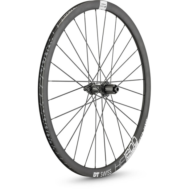 "DT Swiss HE 1800 Spline 32 Hinterrad 29"" Disc CL 142/12mm Steckachse black"