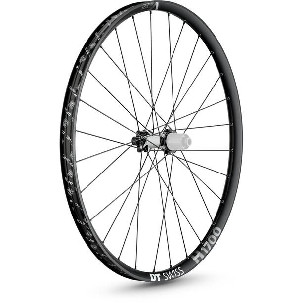 "DT Swiss H 1700 Spline Rear Wheel 27.5"" Disc 6-Bolt 148/12mm Thru-Axle 30mm MicroSpline black"