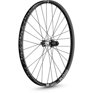 "DT Swiss H 1700 Spline Hinterrad 27.5"" Disc 6-Loch 148/12mm Steckachse 35mm black black"