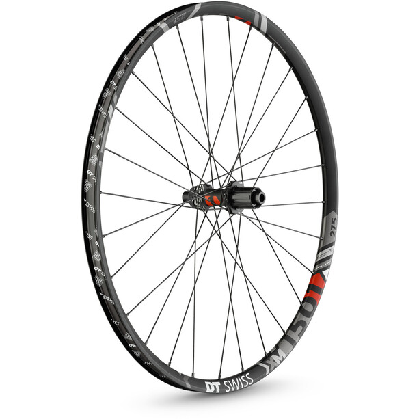 "DT Swiss XM 1501 Spline Hinterrad 27.5"" Disc CL 148/12mm Steckachse 12-fach 30mm black"