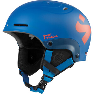 Sweet Protection Blaster II Helmet Barn Matte Flash Blue Matte Flash Blue
