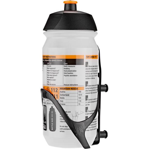 Tune Wasserträger MTB Flaschenhalter Set 500ml