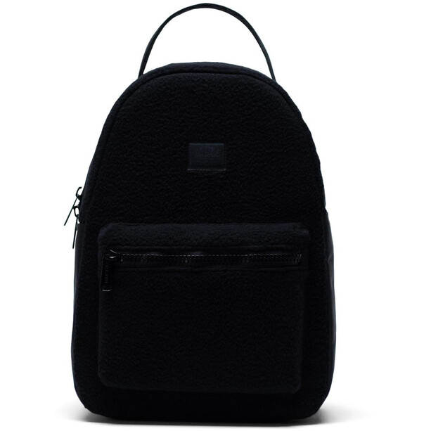 Herschel Nova Small Backpack 14l black sherpa fleece